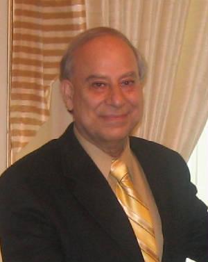 Ambassador Akbar Ahmed