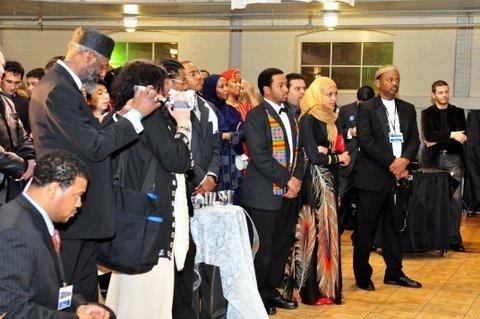 1st American Muslim Inauguration Gala on 1/19/09