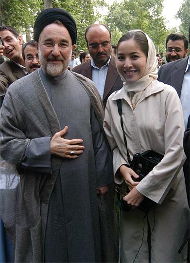 Sayyid Khatami & Roxana Saberi